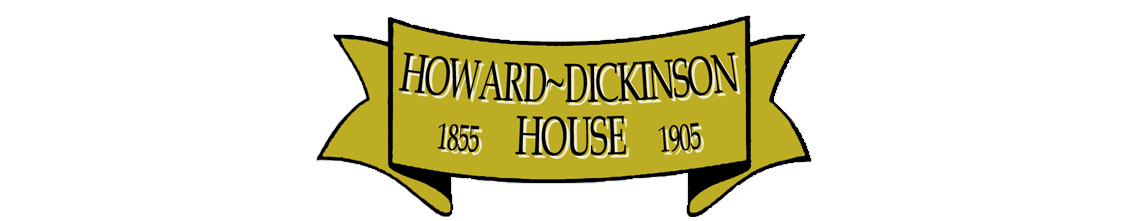 Howard Dickinson House logo